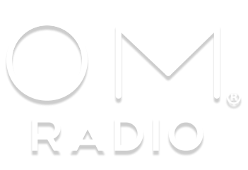 Logo OM radio en línea